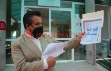 Retiro de equipo de cómputo, por uso indebido a favor de candidato: Ayuntamiento