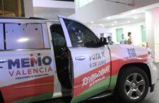 Equipo de candidato en Michoacán fue baleado, el aspirante no viajaba con ellos